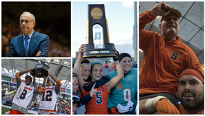 Syracuse sports had a memorable 2015, from ACC and NCAA titles to coaching changes and NCAA investigations.
