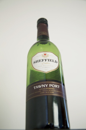 Sheffield Cellars Tawny Port would pair perfectly with a wide variety of desserts, especially vanilla ice cream.