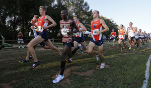 Syracuse's men's cross country won the national championship last year. SU's 2016 schedule was released last week.