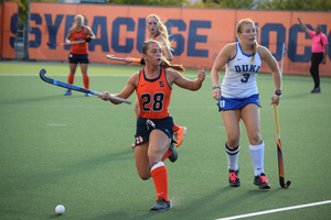 Syracuse dropped its second game of the season on Saturday against No. 10 Virginia.