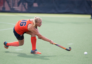 Roos Weers jumped started a big scoring day for Syracuse in a win over Cornell.