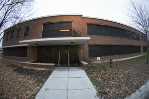 The Hoople Building is still standing entering December, even though it was scheduled to be demolished by November.