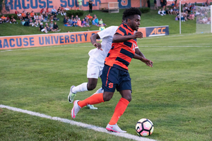 Chris Nanco was one of 53 players invited to do the MLS combine.