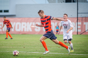 On Toronto FC, Oyvind Alseth will be reunited with Syracuse teammate Sergio Camargo.