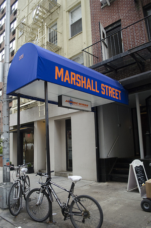 The Big Apple Orange, Syracuse University's alumni club located in New York City, said the organization is in talks to make Marshall Street Bar an affiliate.