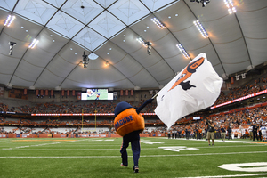 Defending national champion Clemson visits the Carrier Dome Oct. 13, three weeks after Syracuse travels to LSU.