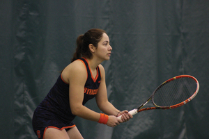 Salazar was half of the No. 7-ranked doubles team before the announcement.