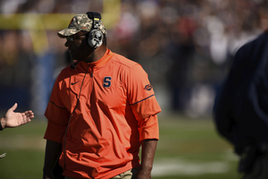 Dino Babers added his first 2018 commit in Syracuse area tight end Gabe Horan.