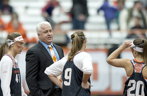 One of Gary Gait's midfielders, Mary Rahal, shined in her debut on Saturday afternoon.