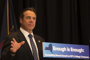 The State Police Forensic Investigation Center in Albany has improved its time to process DWI cases by 26 percent over the past two years, according to New York state Gov. Andrew Cuomo.