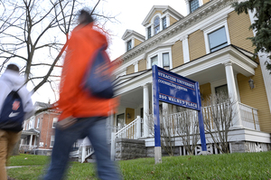 Syracuse University students seeking mental health support from the counseling center have fewer counselors available than at other peer institutions, a Student Association committee report on mental health found.