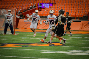 The Syracuse defense allowed eight first-half goals to Army on Saturday, when SU lost at the last second.