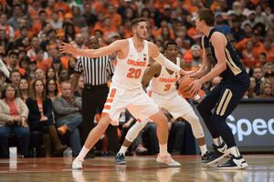 Tyler Lydon is reportedly forgoing his last two years of eligibly to enter the NBA Draft.
