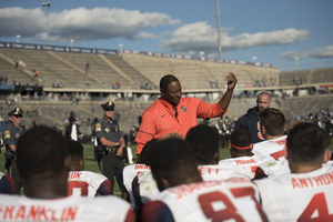 Steve Stanard is the first addition to Dino Babers' staff since the departure of two assistants.