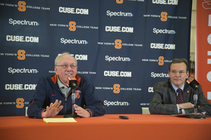 With Hopkins out of the picture, there was nothing from keeping Boeheim in it.